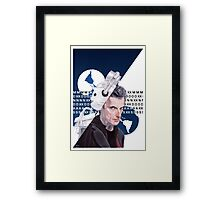 Doctor Who - 'The Twelfth Planet' Framed Print