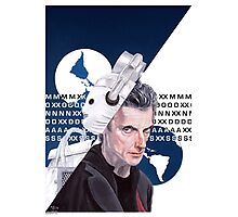 Doctor Who - 'The Twelfth Planet' Photographic Print