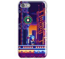 Sonic Mania Metropolis Zone iPhone Case/Skin