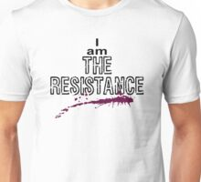 I am The Resistance Unisex T-Shirt