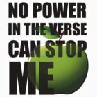 No power in the 'verse by indigo-eye