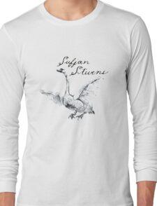 Sufjan Stevens - Seven Swans Long Sleeve T-Shirt