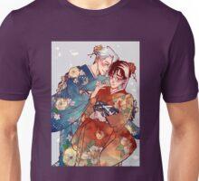 Victuuri Kimonos Unisex T-Shirt