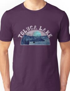 Toluca Lake: A Special Place. Unisex T-Shirt