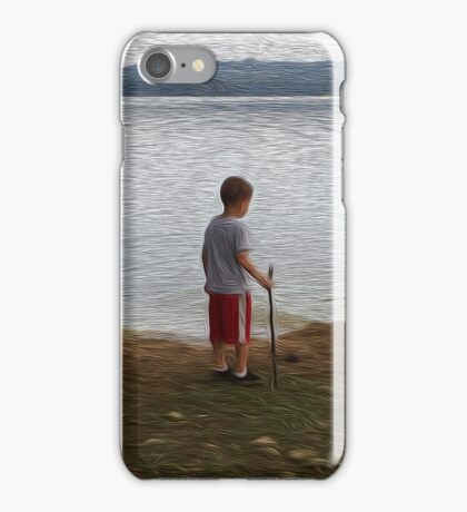 Guajataca iPhone Case/Skin