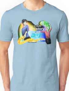 Victuuri - Yuri on Ice (neon) Unisex T-Shirt