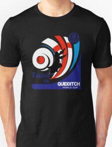 Quidditch World Cup Logo Tee T-Shirt