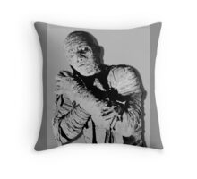 The Mummy - Lon Chaney Fan Tribute Throw Pillow
