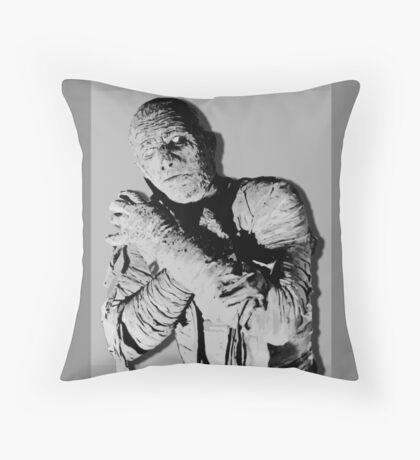 The Mummy - Lon Chaney Fan Tribute Throw Pillow