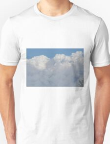 Smoke from Wildfire in El Dorado County Unisex T-Shirt