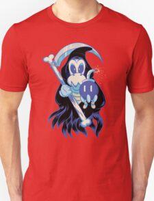 Bad to the Bone - Image on Front Unisex T-Shirt