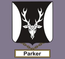 Parker Coat of Arms (English) Kids Clothes
