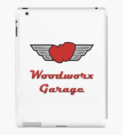 Woodworx Garage iPad Case/Skin