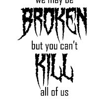 Motionless In White lyrics - Black  by KilljoyDria