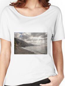 Cinque Terra Women's Relaxed Fit T-Shirt