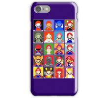 Minimal Mario iPhone Case/Skin