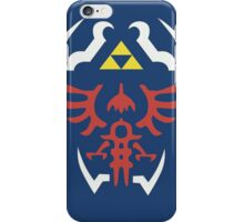 Zelda Triforce/Hylian Shield Design iPhone Case/Skin