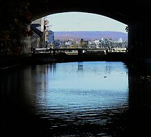 Rideau Canal by Jeannine St-Amour