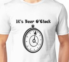 Iskybibblle Products/ Beer o'clock Unisex T-Shirt