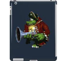 Captain K. Rool iPad Case/Skin