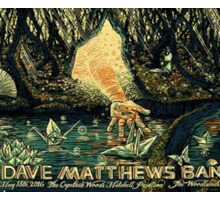 Dave Matthews Band, Tour 2016, The Cynthia Woods Mitchell Pavilion The Woodlands TX Sticker