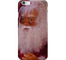 Babbo Natale iPhone Case/Skin