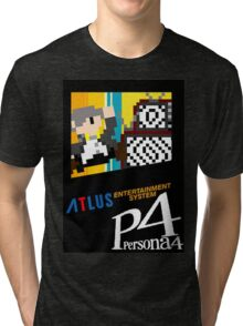 Super Persona 4 Tri-blend T-Shirt