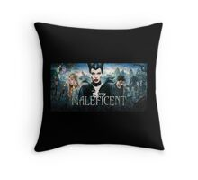 Maleficent Pillow Throw Pillow