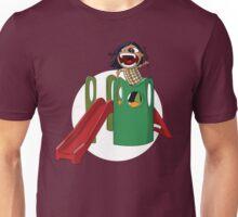 Slide of Shoutyness Unisex T-Shirt