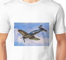 Chance Vought F4U-4 Corsair 96995 OE-EAS Unisex T-Shirt