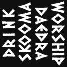 DSWD (white font) by HiddenStash