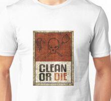 Clean or Die - Archer Unisex T-Shirt
