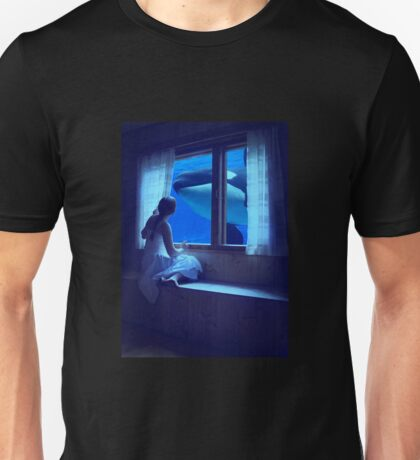 friend from ocean Unisex T-Shirt
