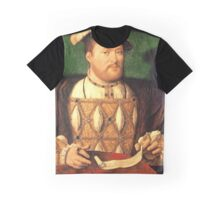 HENRY THE EIGTH Graphic T-Shirt