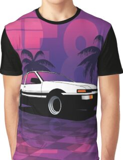 AE86 Graphic T-Shirt