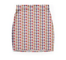 New stylish Kids vintage Asia girls Mini Skirt