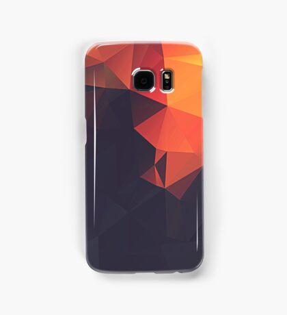 Volcanic Polygon Samsung Galaxy Case/Skin