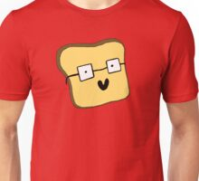 A Happy Piece of Toast Unisex T-Shirt