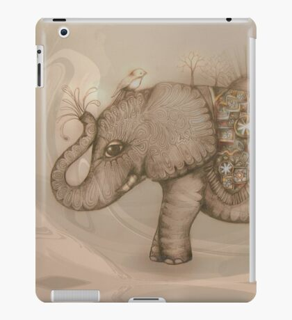 Magic Elephant iPad Case/Skin