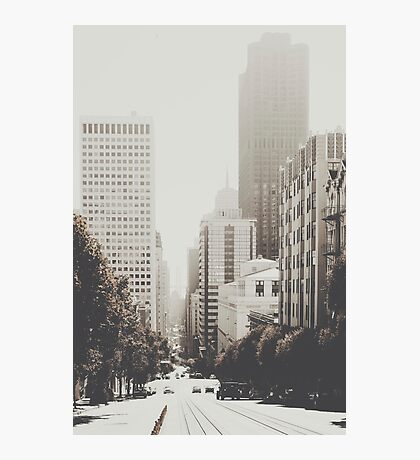 San Francisco I Photographic Print