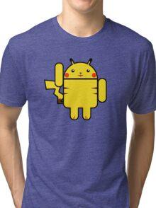 Electro Droid Tri-blend T-Shirt