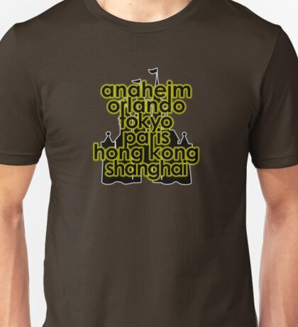 Diz Dere Unisex T-Shirt