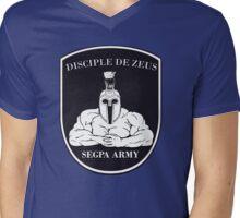 Les Disciples de Zeus - Segpa Army Mens V-Neck T-Shirt