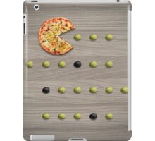 PacPizza iPad Case/Skin
