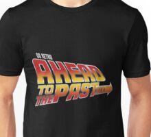 Go Retro - Ahead To The Past Unisex T-Shirt