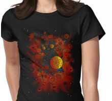 Planet Nursery * Womens Fitted T-Shirt