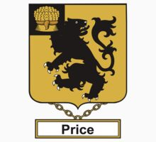Price Coat of Arms (English) Kids Clothes