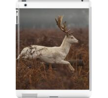 Christmas  Stag 8 iPad Case/Skin