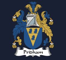Pridham Coat of Arms (English) Kids Clothes
