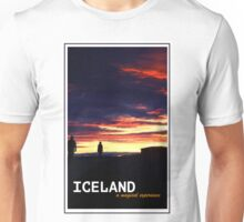 Visit Iceland! A Magical Experience! Unisex T-Shirt